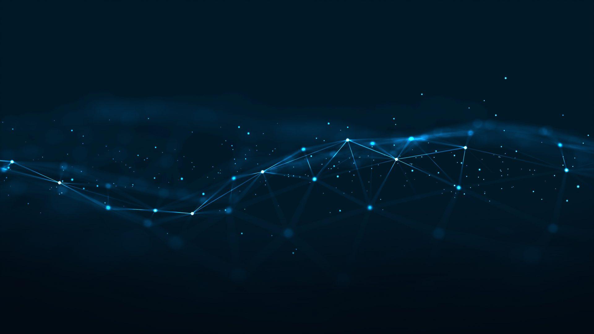 technology-network-background